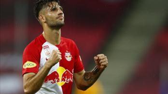Szoboszlai a szezon legjobb futballistája Ausztriában