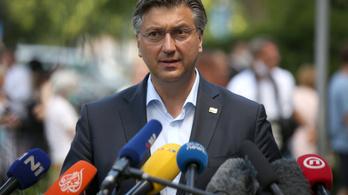A HDZ nyerheti a horvát választást