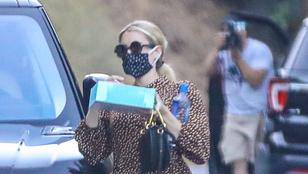 Emma Roberts terhes és megkívánt egy pitét