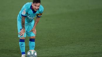 A Barcelona elnöke szerint folyton a Real Madridnak kedvez a videóbíró