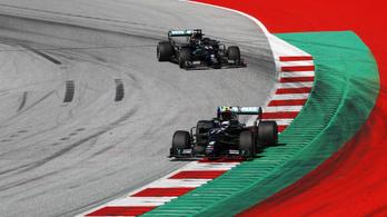 Mercedes: Úgy nézett ki, hogy egyik autóval sem tudjuk befejezni a versenyt