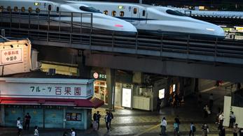 A földrengés sem állhat a japán szupervonat útjába