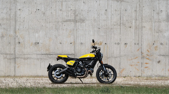 Ducati Scrambler Full Throttle - 2020.