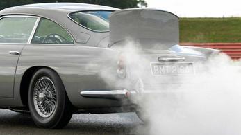Elkészült az első egymilliárdos Aston Martin