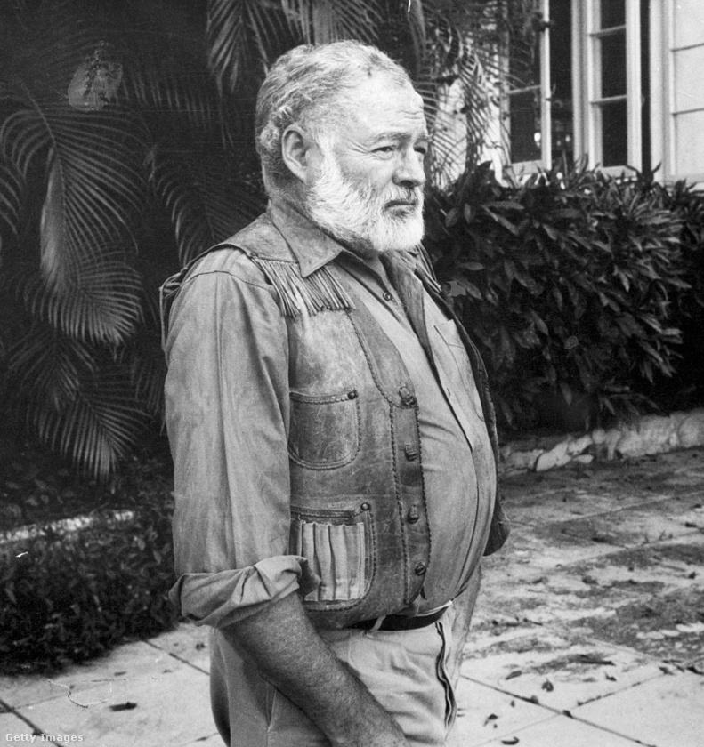 Hemingway sosem épült fel teljesen