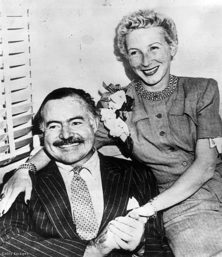 A háborús környezet Hemingway életében mindig kedvezett az új románcok kialakulásának