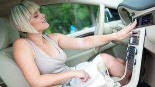 5 tipp, hogy hatékonyabban használd a klímát az autóban