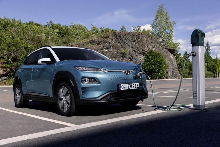 Hyundai Kona Electric: a 39 kWh-s modell ára szintén beesett a 2,5 milliós támogatási határ alá