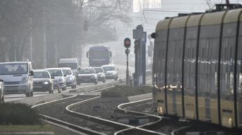 Budapest az egyetlen európai nagyváros, ahol már most rosszabb a levegő, mint a járvány előtt