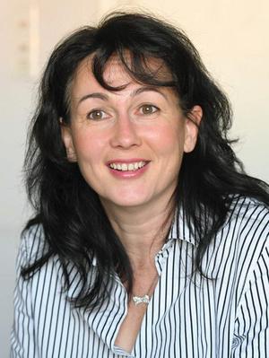 Dr. Magyari Enikő, az ELTE tudományos rektorhelyettese