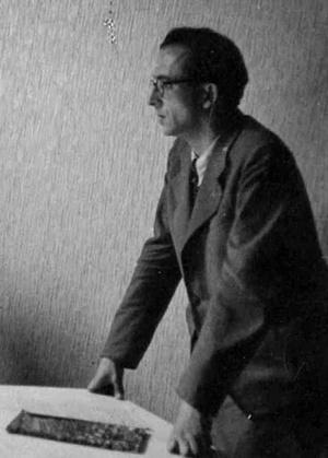 Szalai Sándor szociológus professzor