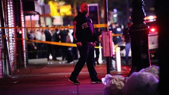 New Yorkban rengeteg a lövöldözés, június az elmúlt évtizedek egyik legdurvább hónapja volt