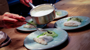 Gordon Ramsaynek dolgozott, most pedig Budapesten nyitott éttermet a Michelin-csillagos séf