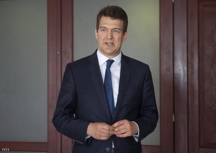 György László 2020. június 19-én.
