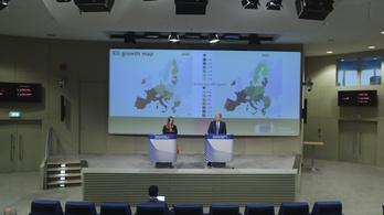 Az Európai Bizottság szerint a vártnál nagyobb lesz a gazdasági visszaesés