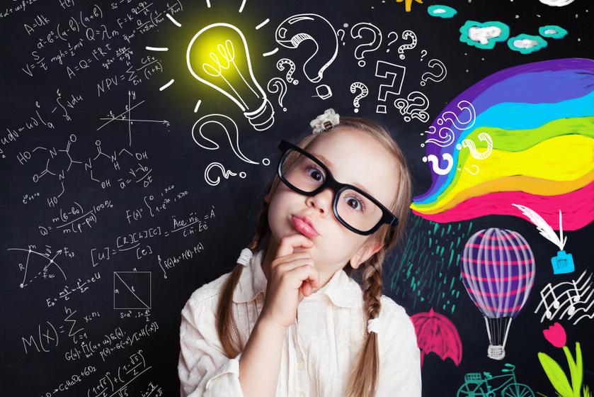 Így növeld a gyerek IQ-ját 7 egyszerű dologgal: észre sem veszi, és okosodik