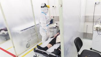 Öt újabb beteg, negyedik napja nem halt meg senki a fertőzöttek közül