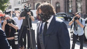 Johnny Depp bírósági perre viszi azt, hogy feleségverőnek nevezte a The Sun