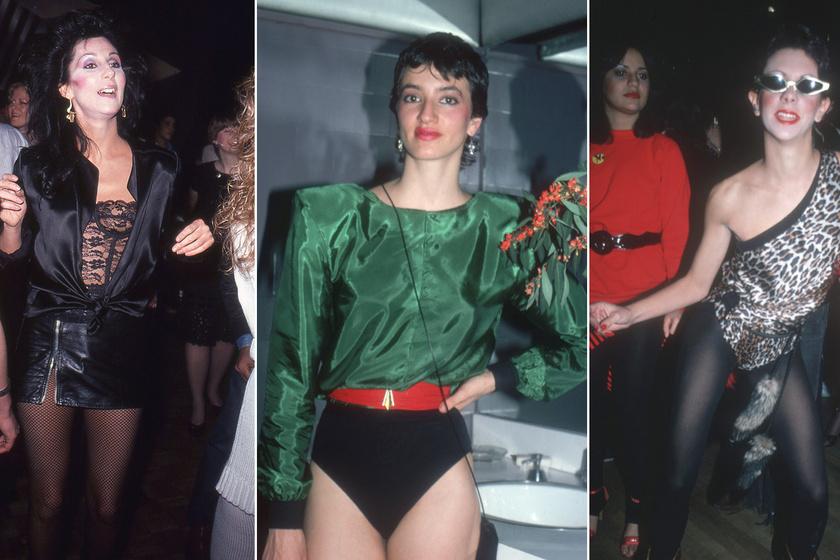 A 70-es évek diszkókorszakának legvadabb szettjei: a Studio 54 vendégei parádéztak benne