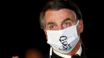 Koronavírusos Jair Bolsonaro, Brazília elnöke