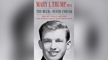 Trump lételeme a csalás, állítja könyvében saját unokahúga