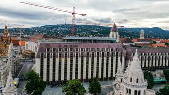 Mfor: Budapesti szálláshelyeknek nem jár az állami támogatásból