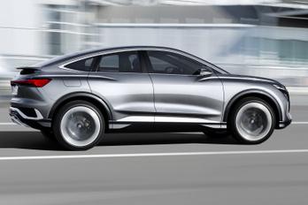 Q4 Sportback E-tron, a legújabb villany-Audi