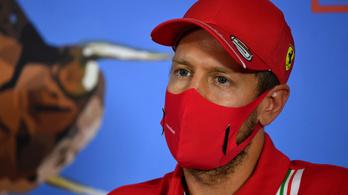 Volt csapattársa szerint Vettelnek minél előbb el kéne hagynia a Ferrarit