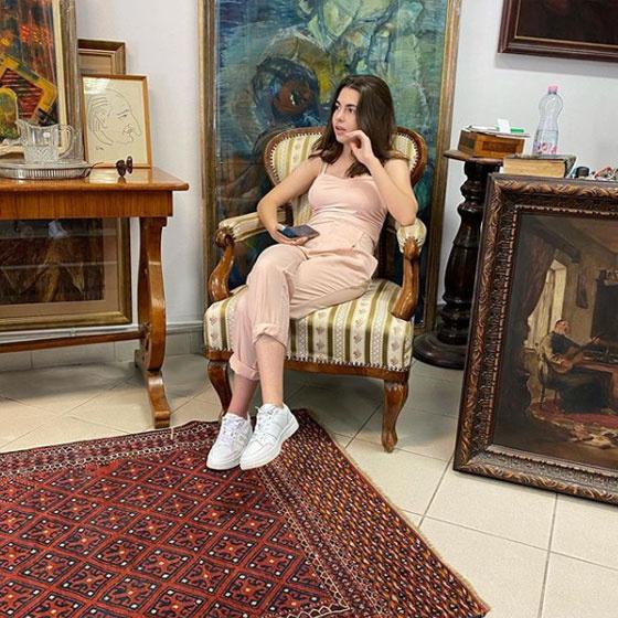 """""""Nem hiszem el, hogy elszaladt az idő"""" - írta Pápai Joci lánya képéhez."""