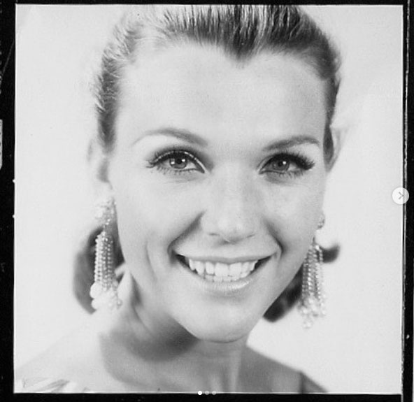 Maye-ről ez a felvétel még a '60-as években készült, álomszép volt.