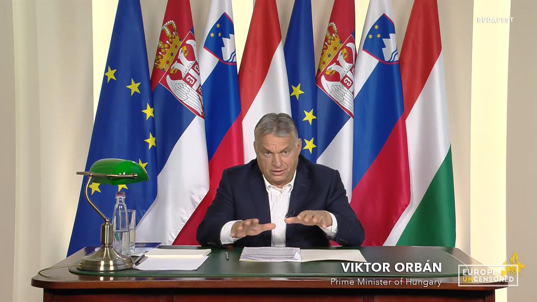 Orbán: Ne mondja meg a nyugat a keletnek, hogyan éljünk