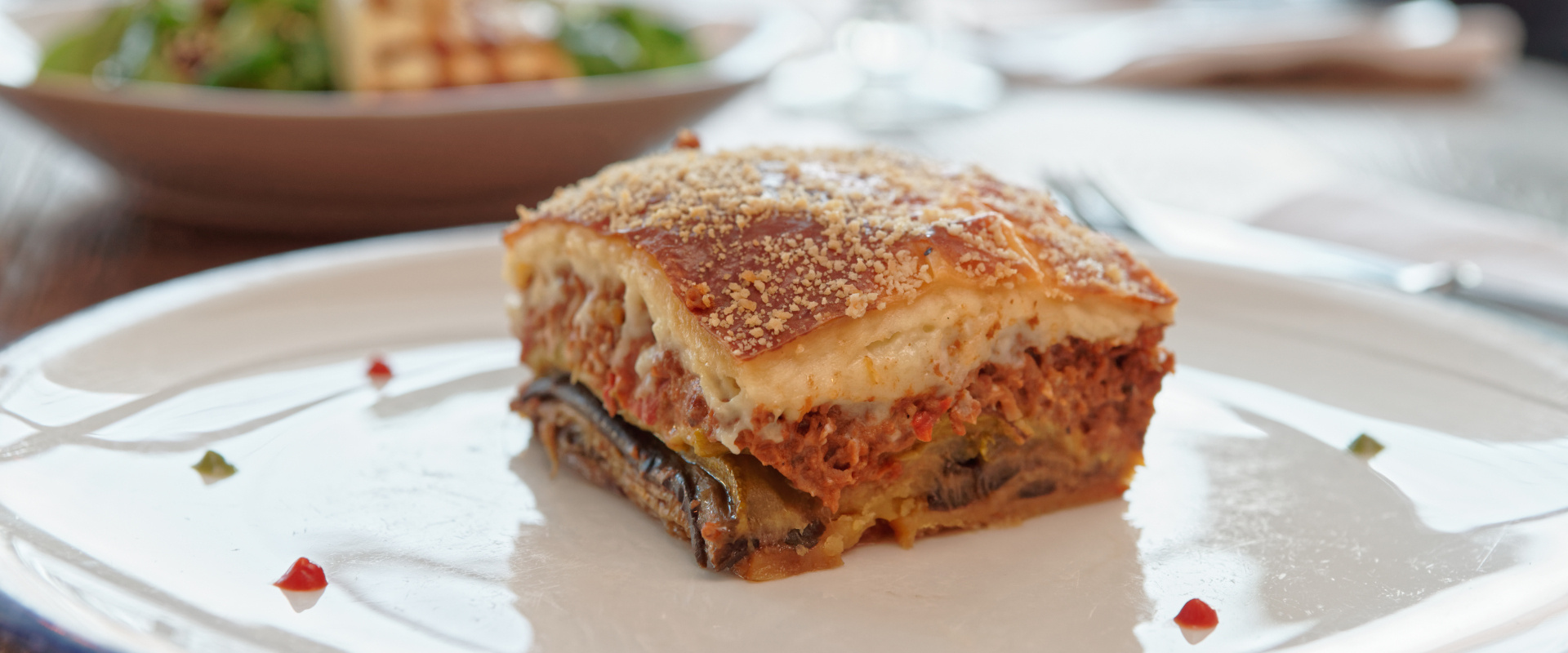 mousaka cover