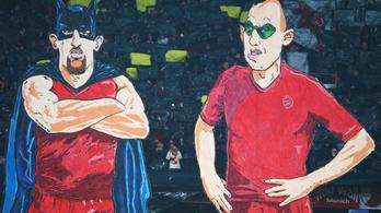 68 ezer euróra perelték a Bayern Münchent egy karikatúra miatt