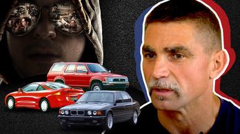 Viszkis: Bankrabláshoz minimum 200 lőerős autó kell