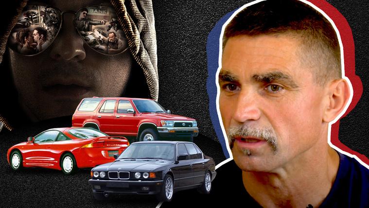 Viszkis: Bankrabláshoz minimum 200 lóerős autó kell
