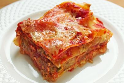 Szaftos nyári lasagne sült zöldségekkel és ricottával – Könnyed, mégis nagyon laktató