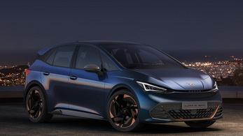 Cupra el-Born: VW ID.3 sportoláshoz öltöztetve