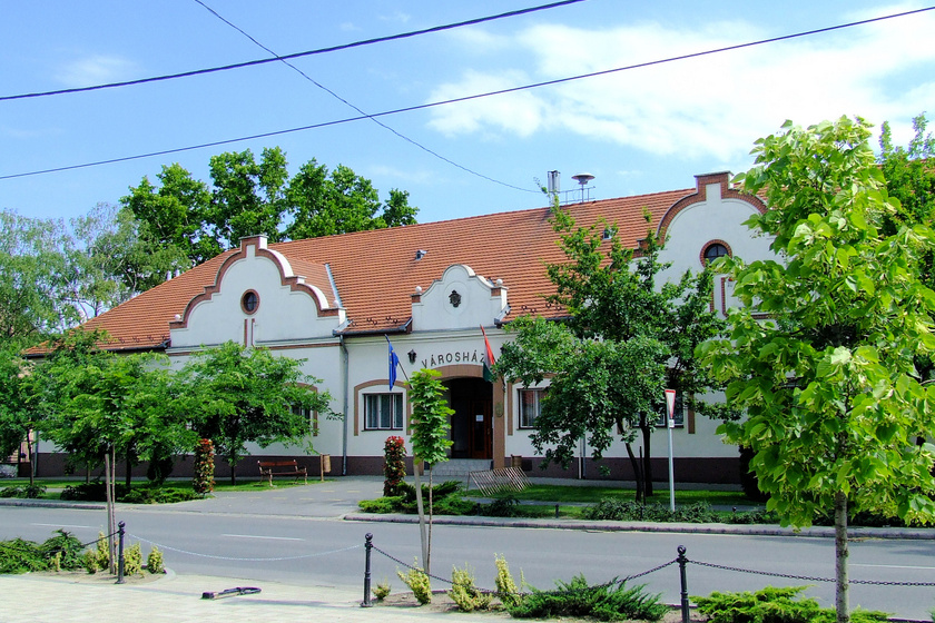 Soltvadkert városháza