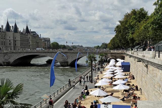 Párizs Plázs