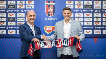 Márton Gábor lett a Fehérvár edzője