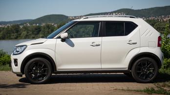 Suzuki Ignis 1,2 Hybrid - 2020.