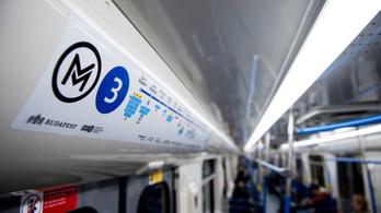 Hétfőtől nem áll meg a metró a Semmelweis Klinikák és a Corvin-negyed állomásokon