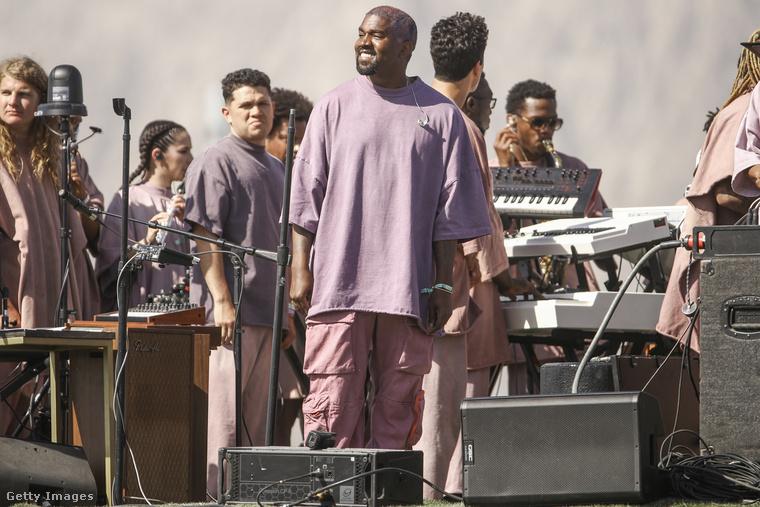 Kanye West a napokban bejelentette, hogy indulni tervez az Egyesült Államok elnöki posztjáért