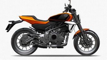 Növelik a kínai Harley blokkját