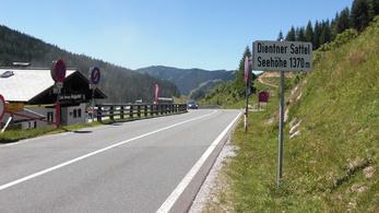 Gyorshajtási bírság Ausztriából – ott sem voltam akkor