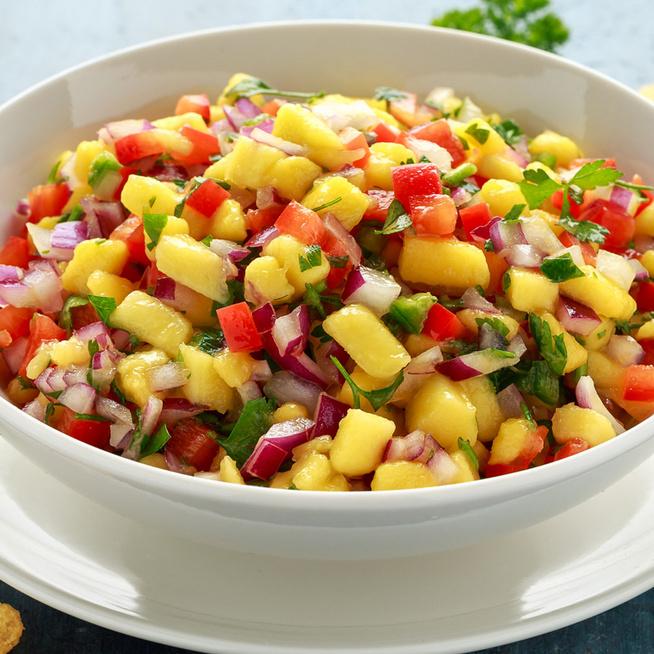 Grillezett húsok tökéletes kísérője a salsa - Ez a változat gyümölcsből készül