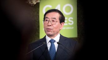 Eltűnt Szöul polgármestere, a rendőrség keresi
