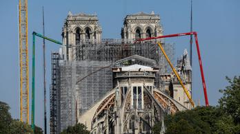 Várhatóan eredeti formában állítják helyre a Notre-Dame-ot