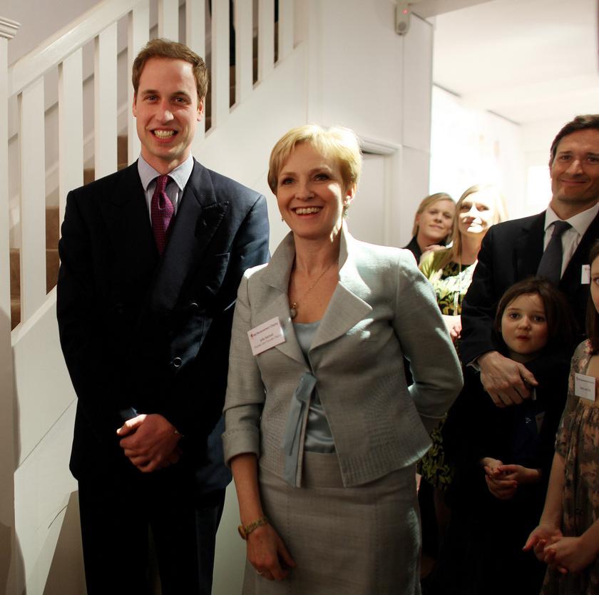 Juliát 2009-ben Vilmos herceg társaságában fotózták le.