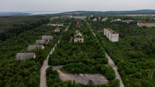 Emberi koponyát találtak a szentkirályszabadjai erdőben